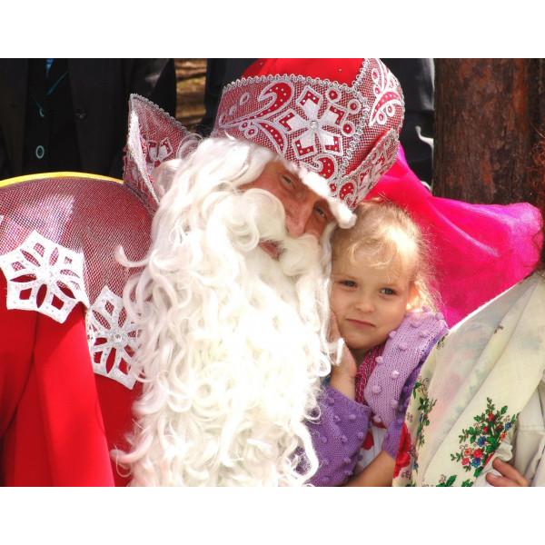 Обзорная экскурсия + вотчина Деда Мороза