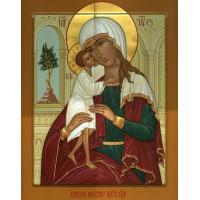 На поклон к святой Матроне г. Москва