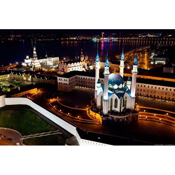 «Новый год в Казани»