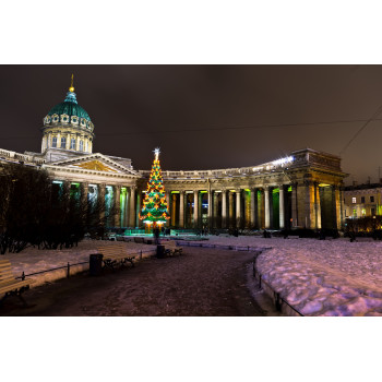 Тур «Рождество в Санкт-Петербурге»