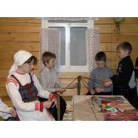 """""""Путешествие к Деду Морозу"""""""
