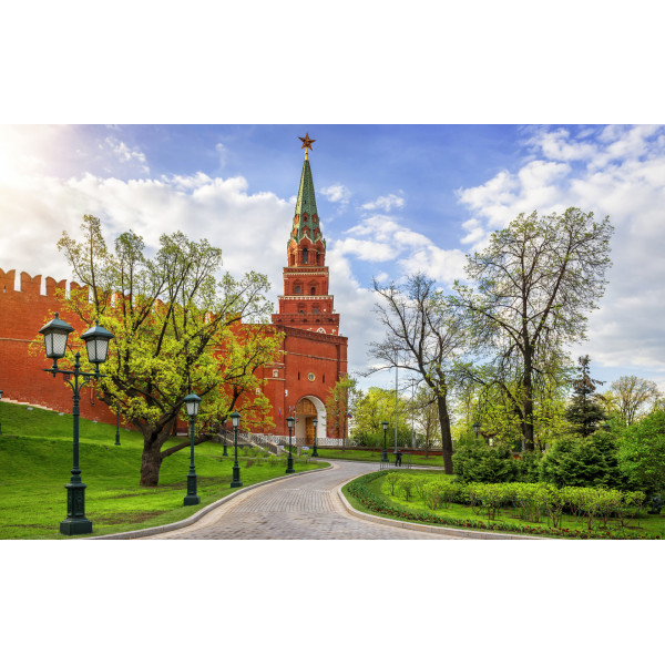 Московское путешествие