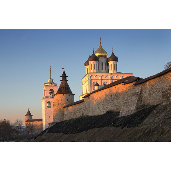«Серебряное кольцо: Псков - Новгород»