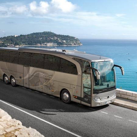 Автобусные туры на море