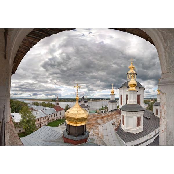 Обзорная экскурсия + храмы Дымковской слободы