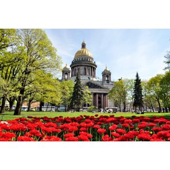 Петербург по старому стилю