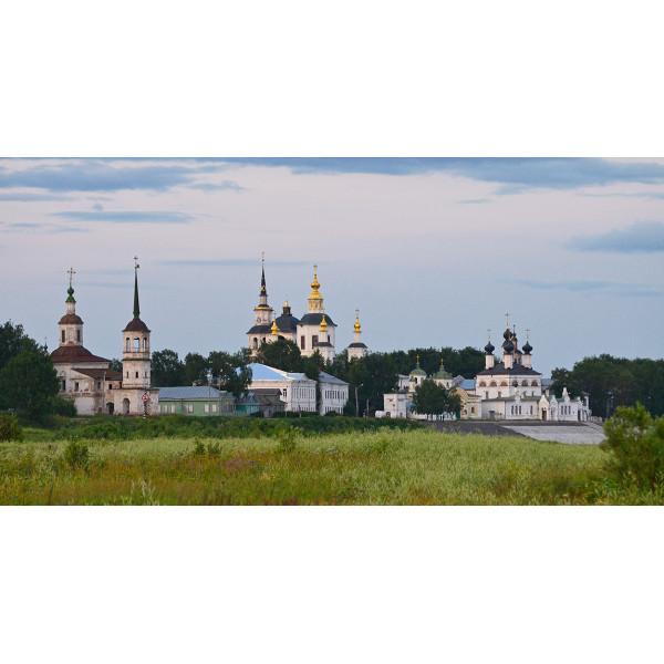 Великий Устюг - чудо земли Русской