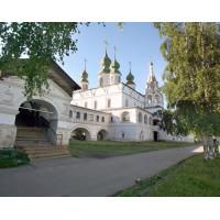 Великий Устюг - музей под открытым небом